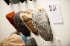 Flat caps by Kempadoo Millar Headwear