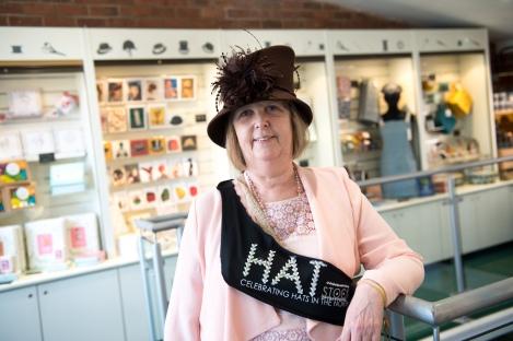 Hatting expert Sue Lea_Photogrpahy Gareth Lowe