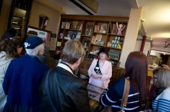 Popular Taster Tours of Hat Works museum_Photography Gareth Lowe